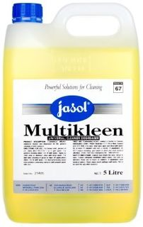 (J) MULTIKLEEN MULTI-PURPOSE CLEANER 5 L
