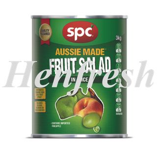 SPC Fruit Salad Natural Juice 3xA10