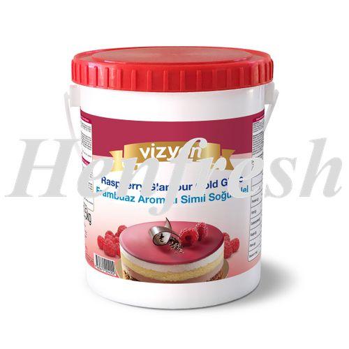 Raspberry Glamour Cold Glaze 2.5kg