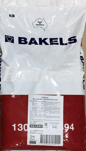 Bakels Mud Cake Mix 15kg