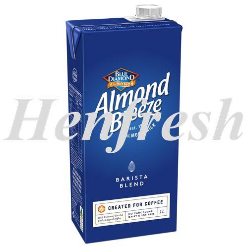 Blue Diamond Almond Milk Barista12 x 1lt