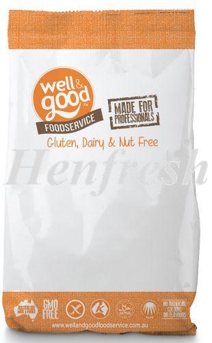Well & Good Choc Mud Cake Mix Gluten Free 15kg
