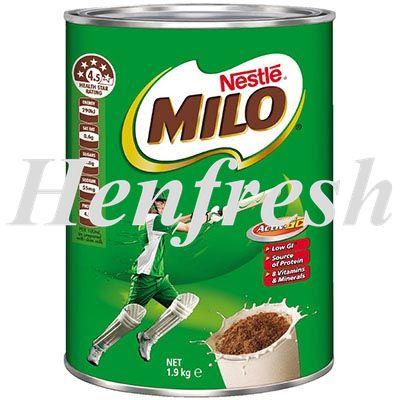Milo Nestle 1.9kg