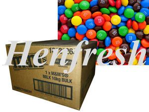 M&M's Milk Chocolate 10kg