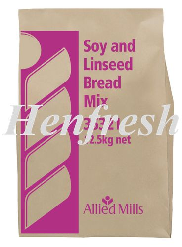A.M Soya And Lindseed 12.5kg