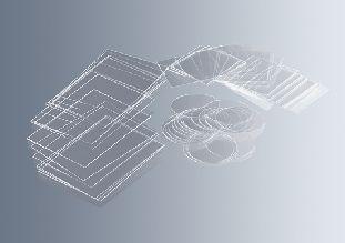Microscope Cover Glass No.1 (0.13-0.16mm) Hydrophobic Surface 12mm Diameter (10 x 100/Box)