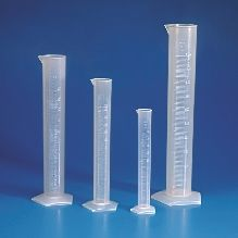 Measuring Cylinder Graduated Polypropylene Tall Form
