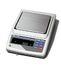 Balance GX-4100 4100g x 0.01g with Internal Calibration and Draft Shield Top Pan
