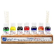 Davidson Marking System Complete Plastic Tray 7 x 1oz Dyes