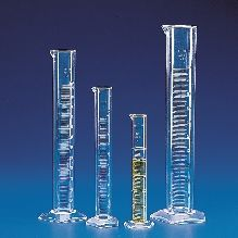 Measuring Cylinder Tall Form TPX