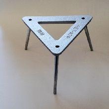 Tripods Triangular