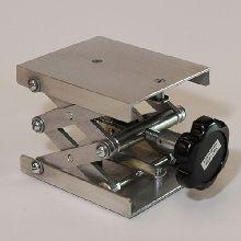 Mini Jack 100 x 80mm Aluminium Platform, 50 x 140mm Elevation