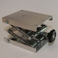 Mini Jack 125 x 150mm Aluminium Platform, 50 x 140mm Elevation
