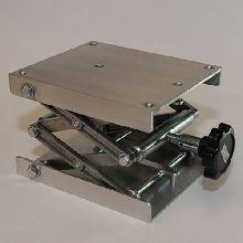Mini Jack 125 x 150mm Aluminium Platform, 50 x 140mm Elevation