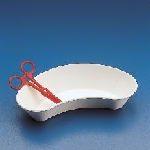 Kidney Dish Polypropylene 260 X 55mm