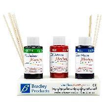 Davidson Marking System Complete 3 x 2oz Dyes