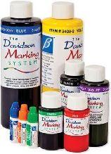 Davidson Tissue Marking Dye Red (8oz/Bottle) 237ml