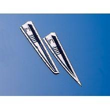 Replaceable Scissor Blades Sharp/Sharp Feather (Pair)