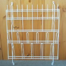 Draining Rack Wall Mounting Nylon Coated 570 x 600mm