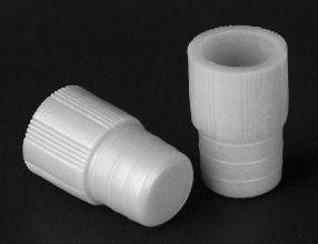Tube Stopper High Grip Type Polyethylene 12mm Natural (1000/Bag)