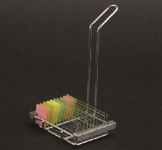 Slide Staining Rack Stainless Steel Papanicolau 20 Place (for use with 10130520 Staining Dish)