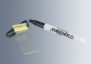 Laboratory Markers Black (12/Pack)