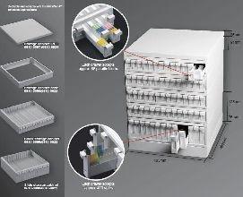 Metal Slide and Storage Cabinet