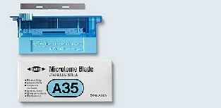 Feather Microtome Blades A35 (50/Pack)