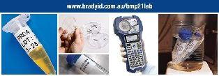 Ribbon for Brady BBP11 Label Printer