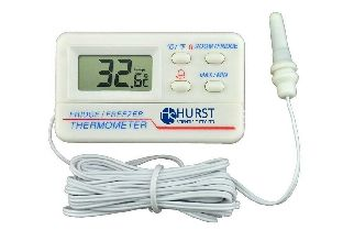 Thermometer Digital Max/Min, -50 to 70 degree C, Resolution 0.1, 2 Programmes