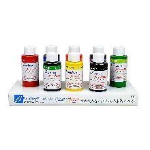 Davidson Marking Set Plastic Tray 8 Colour Set 3cc Bottles x 3 each Colours