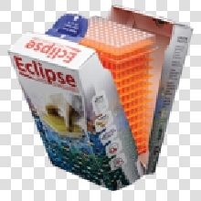 Eclipse Pipette Tip 10ul Clear (10 x 1344/Carton)
