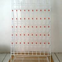 Drying Rack, Metal Wire material PVC Coated, 36cm (W) x 65cm (H)