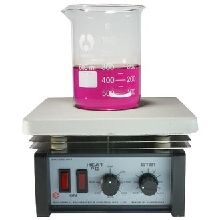 Magnetic Stirrer/Hot Plate Thermostat Control 320 Degrees, 200 x 180mm 150-1200rpm