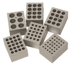 Aluminium Blocks for Thermoline Dry Block Heater