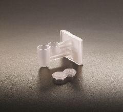 Single Sample Chamber / white filter & Cap (48/Pack)
