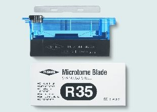 Feather Microtome Blades R35 (50/Pack)