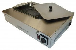 Thermoline Flotation Bath 5 to 60 Degrees, Illuminated with FD50 Glass Dish and Lid