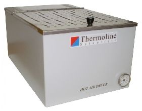 Thermoline Slide Hot Air Dryer 5 - 60 Degrees, ID. 300 x 260 x 140mm