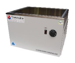 Thermoline Cold Plate with Digital Controller -5 to -10 Degrees, Aluminium work Platform 380 x 300mm