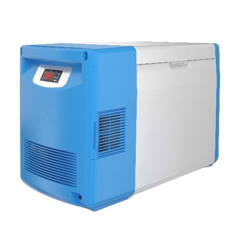Freezer Ultra Low, Transportable 25lt, -40 to -80 Degree C, Includes External Panasonic Battery (12V, 100H)