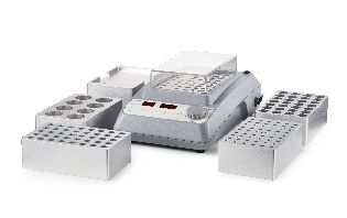 Dry Bath, LED Heating Temperature to 120 Degrees with 1 Heating Block of your choice