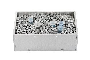 Aluminium Beads, 1kg, used for Two-in-one Block