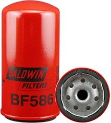 15 MICRON PRIMARY BALDWIN FUEL FILTER
