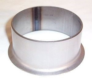 "2 1/4""LIPPED FLANGE PLAIN END"