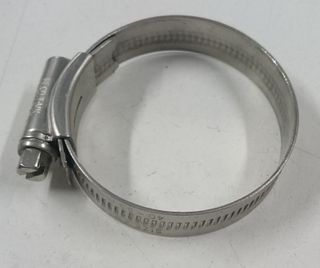 S/STEEL HOSE CLAMP 40-60 MM