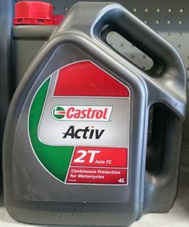 ACTIVE 2T 4L 2 STROKE OIL (SINGLE)