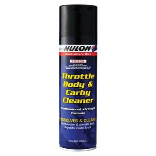 THROTTLE BODY & CARBY CLEANER