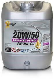 HI-TEC 20W/50 SJ/CF PETROL ENGINE OIL