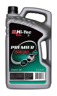 HI-TEC 15W/40 SM PETROL / DIESEL / LPG